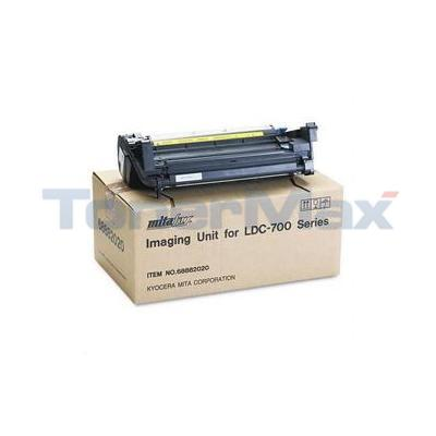 MITA LDC-700 SERIES FAX IMAGING UNIT BLACK